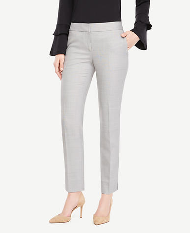 Image of The Ankle Pant in Grisaille - Kate Fit