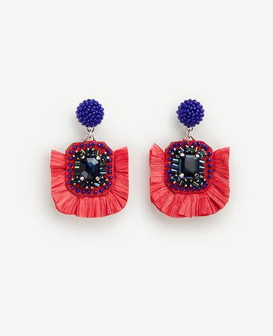 Image of Raffia Earrings