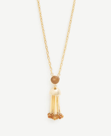 Image of Metal Tassel Pendant