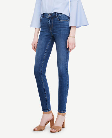 Image of Modern Skinny Ankle Jeans