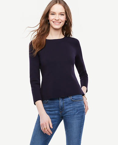 Image of 3/4 Sleeve Sweater