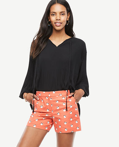 Image of Orange Blossom City Shorts
