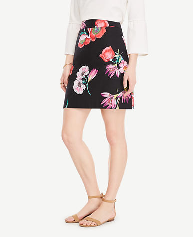 Image of Tall Garden Bouquet Skirt