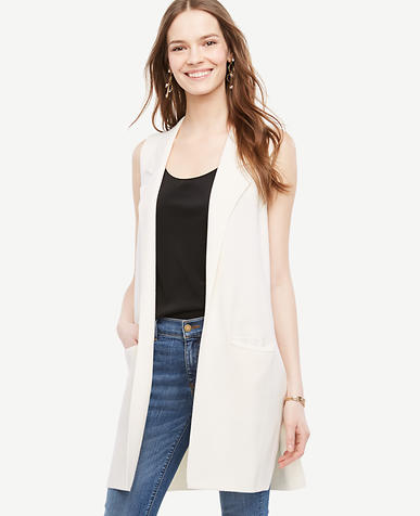 Image of Petite Sleeveless Vest
