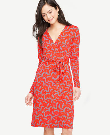 Image of Fern Always On Wrap Dress