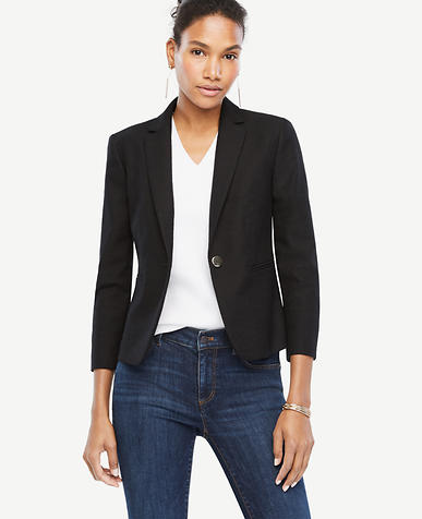 Image of Textured Newbury Blazer