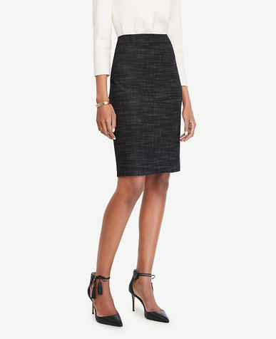 Image of Cross Stitch Pencil Skirt