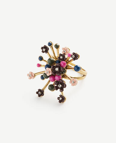 Flower Burst Ring