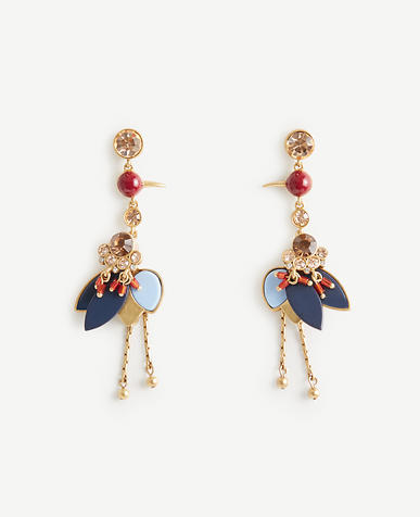 Crane Statement Earrings