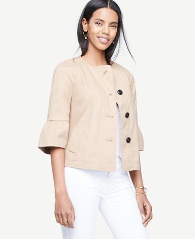 Image of Safari Swing Jacket