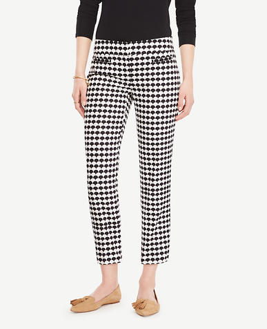 Image of The Crop Pant in Scallop - Devin Fit