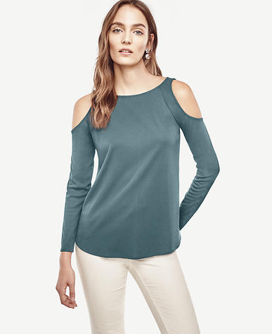 Image of Cold Shoulder Top