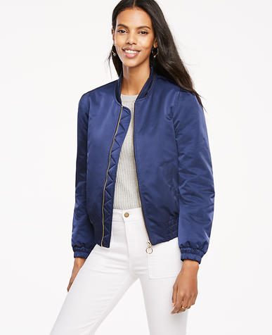 Image of Spring Bomber Jacket