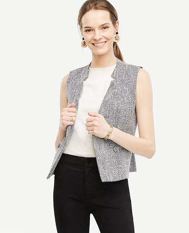 Image of Tweed Vest