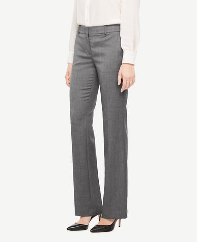 The Trouser In Sharkskin - Ann Fit