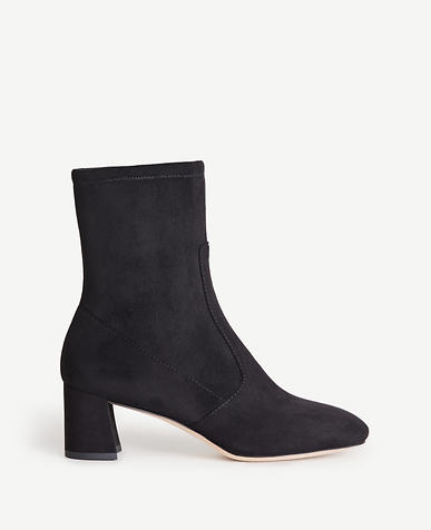 Larissa Stretch Booties