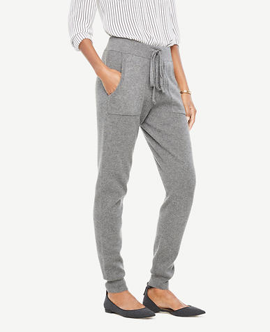 Image of Cashmere Jogger Pants