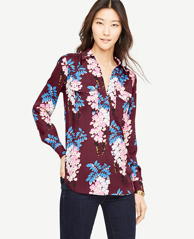 Pretty Petals Camp Shirt