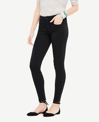 Tall Ponte Skinny Pants
