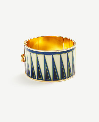 Image of Tribal Geo Cuff Bracelet