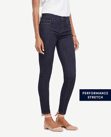 Petite Modern All Day Skinny Jeans in Evening Sea Wash