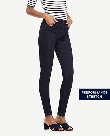 Curvy All Day Skinny Jeans in Evening Sea Wash