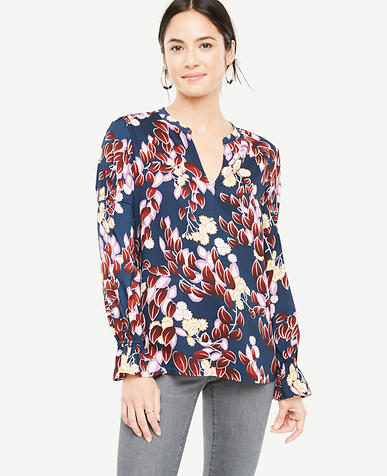 Pretty Petals Blouse