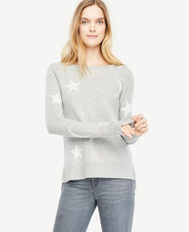 Stellar Wool Blend Sweater