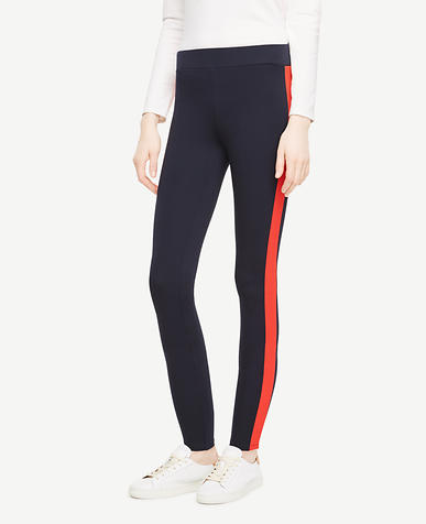 Side Panel Ponte Leggings