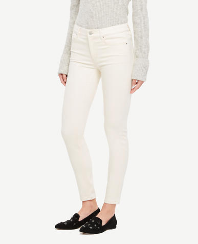 Tall Modern All Day Skinny Jeans in Ecru