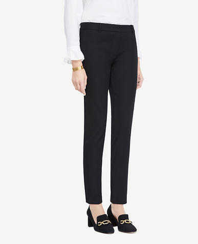 The Ankle Pant In Dense Twill - Kate Fit