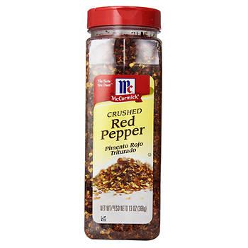 McCormick Crushed Red Pepper, 13 oz.