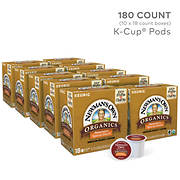 Newman's Own Organics Newman's Special Decaf Coffee K-Cups, 180 ct.