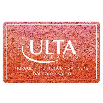 Ulta Beauty $25 Gift Card
