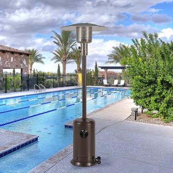 Global Outdoors 47,000-BTU Patio Heater