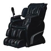 Sharper Image Foldable Shiatsu Massage Chair Bjs Wholesale Club