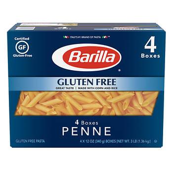 Barilla Gluten Free Penne, 4 pk./12 oz.