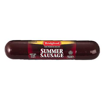 Bridgford Summer Sausage, 16 oz.