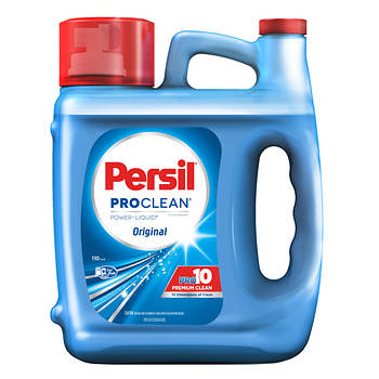 Persil Original Power-Liquid Laundry Detergent, 170 oz.