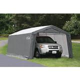 Shelter It 10' x 20' Instant Garage