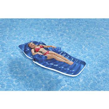 Poolmaster Adjustable Chaise Floating Lounge Bj S