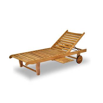 Amazonia Colorado Teak Chaise Lounge Set Of 2 Bj S