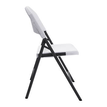 Lifetime Folding Chairs 32 Pk White Bj S Wholesale Club