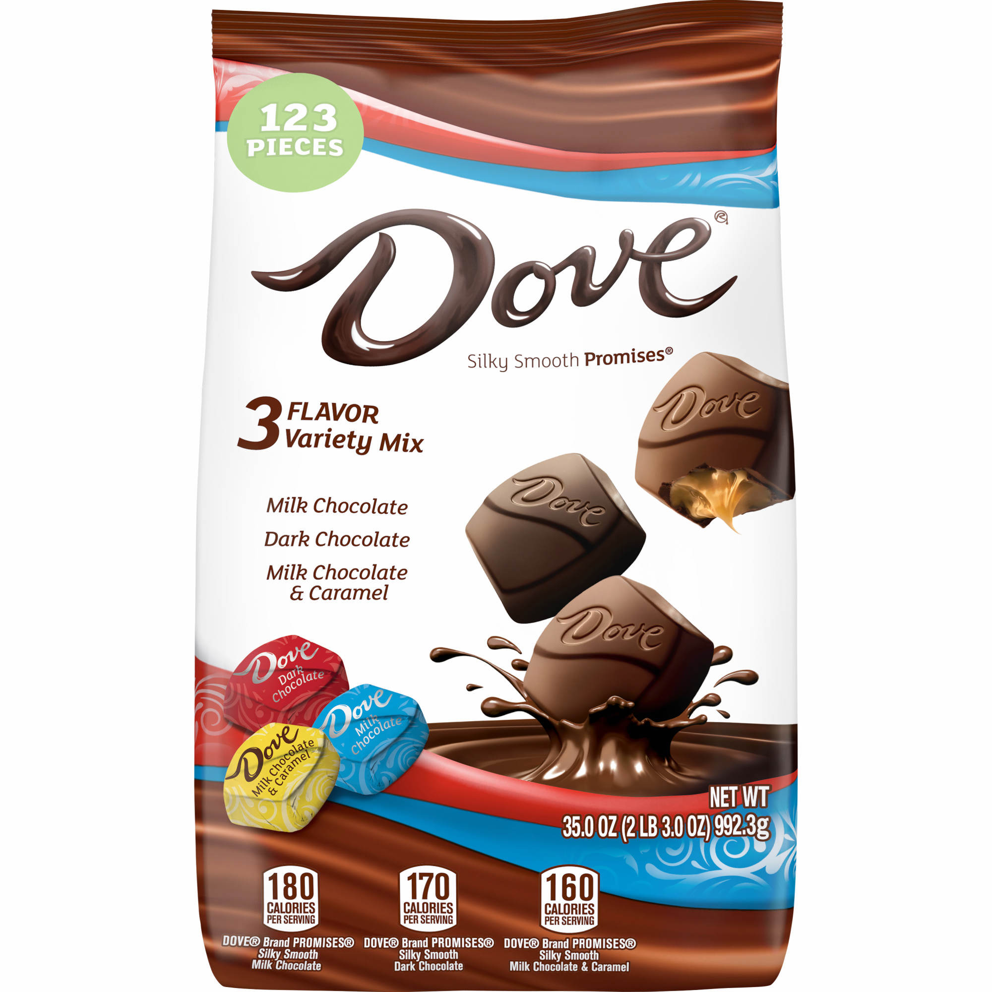 Dove Assorted Chocolates 35 Oz Bjs Wholesale Club