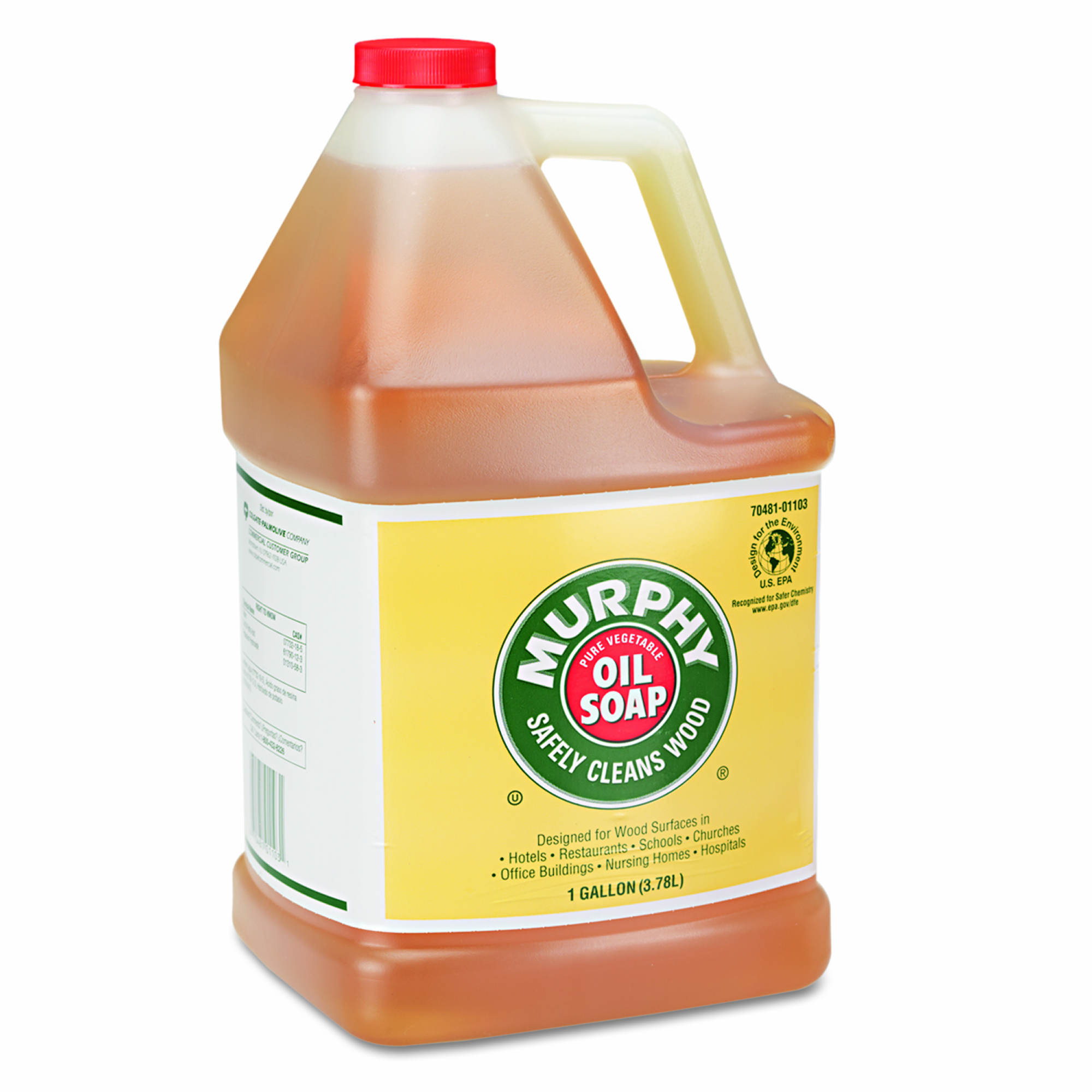 Murphy Oil Soap Concentrate 1 Gal Bjs Wholesale Club