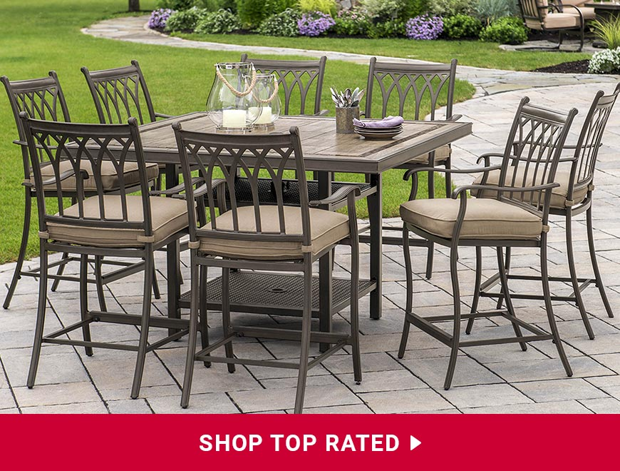 Patio Furniture Patio Tables More Bjs Wholesale Club
