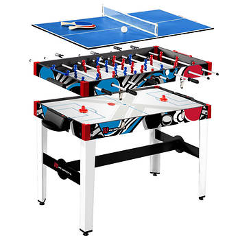 Md Sports 48 3 In 1 Combination Game Table Bjs Wholesale Club