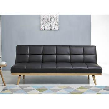 Abbyson Living Delaney Sofa Bed Black
