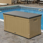 Lifetime 116-Gal. Outdoor Storage Box