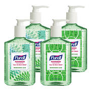 Purell Advanced Refreshing Aloe Hand Sanitizer , 4 pk./8 oz.